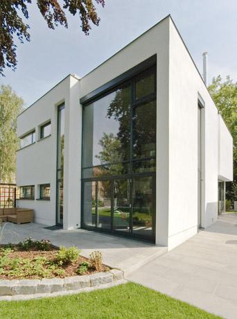 Gr nitz architektur gmbh neubau for Berlin moderne architektur